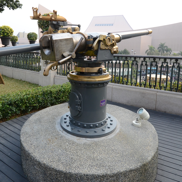 Jardine Matheson Noonday Gun: HOUSE 1881